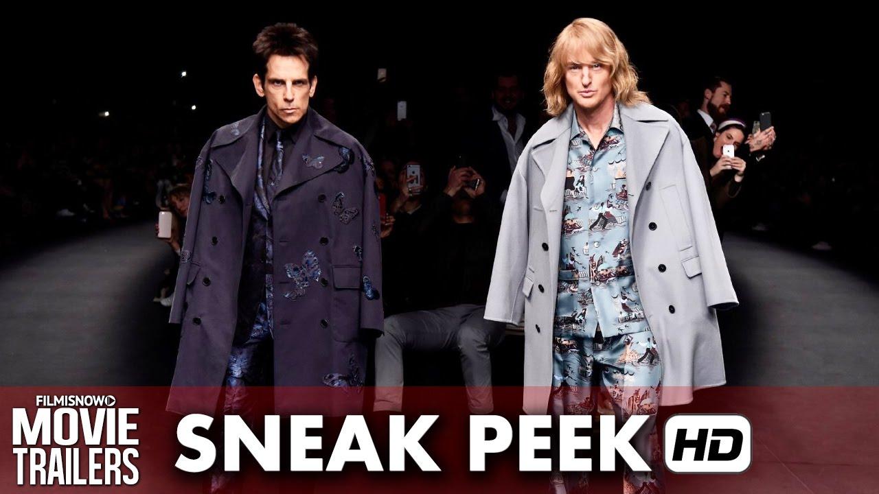 Zoolander 2 Sneak Peek #1 (2016) - Ben Stiller [HD]