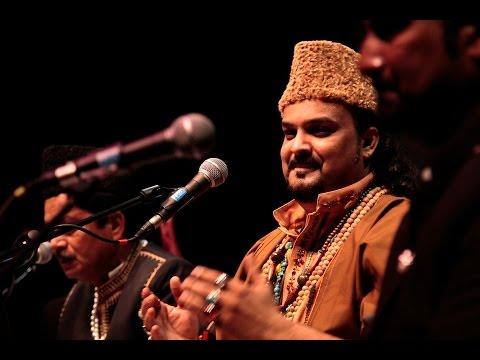 Sabri Brothers - Amjad Sabri - Qawwali At Trafo - 4 video