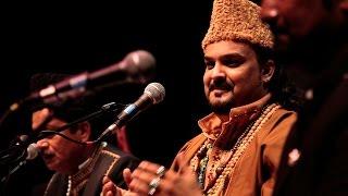 Sabri Brothers - Amjad Sabri - Qawwali at Trafo - 4