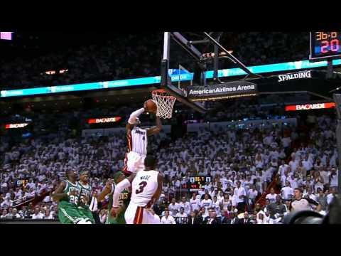 LeBron James Takes Miami Heat To NBA Finals To Face Oklahoma City Thunder OKC