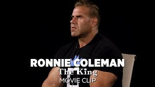 "Ronnie Coleman: The King MOVIE CLIP | Jay Cutler: ""I Didn't Beat Ronnie Coleman At His Best"""