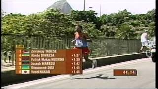 Mundial de Meia Maratona - masculina - 2008