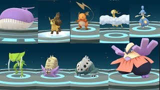 My Latest Shiny Evolution Rock, Fighting and more! How to obtain shiny by evolving!