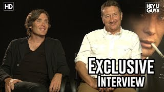 Cillian Murphy & Steven Knight Exclusive Interview - Peaky Blinders