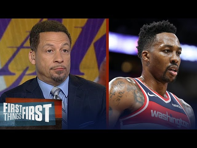 Chris Broussard reacts to reports Lakers have interest in Dwight Howard | NBA | FIRST THINGS FIRST thumbnail