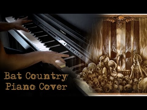 Avenged Sevenfold - Bat Country - Piano Cover video