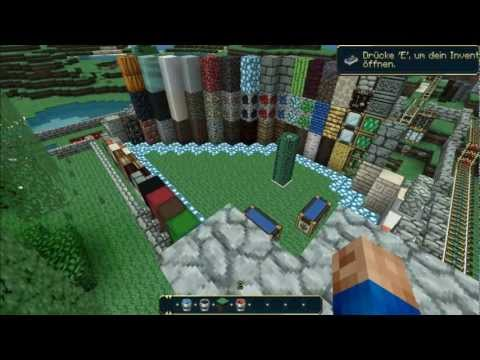 Minecraft DokuCraft High Texture Pack 1.4.4 - German - [Full HD]