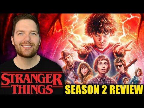 Stranger Things - Season 2 Review