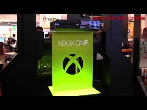Lançamento Xbox One na Fnac do Colombo