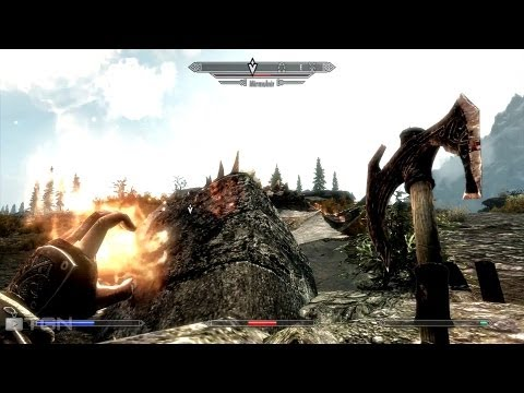 Nord Spellsword Lets Play #12, ft. Darnoc!