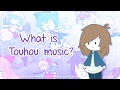 What is Touhou music? | Introduction video