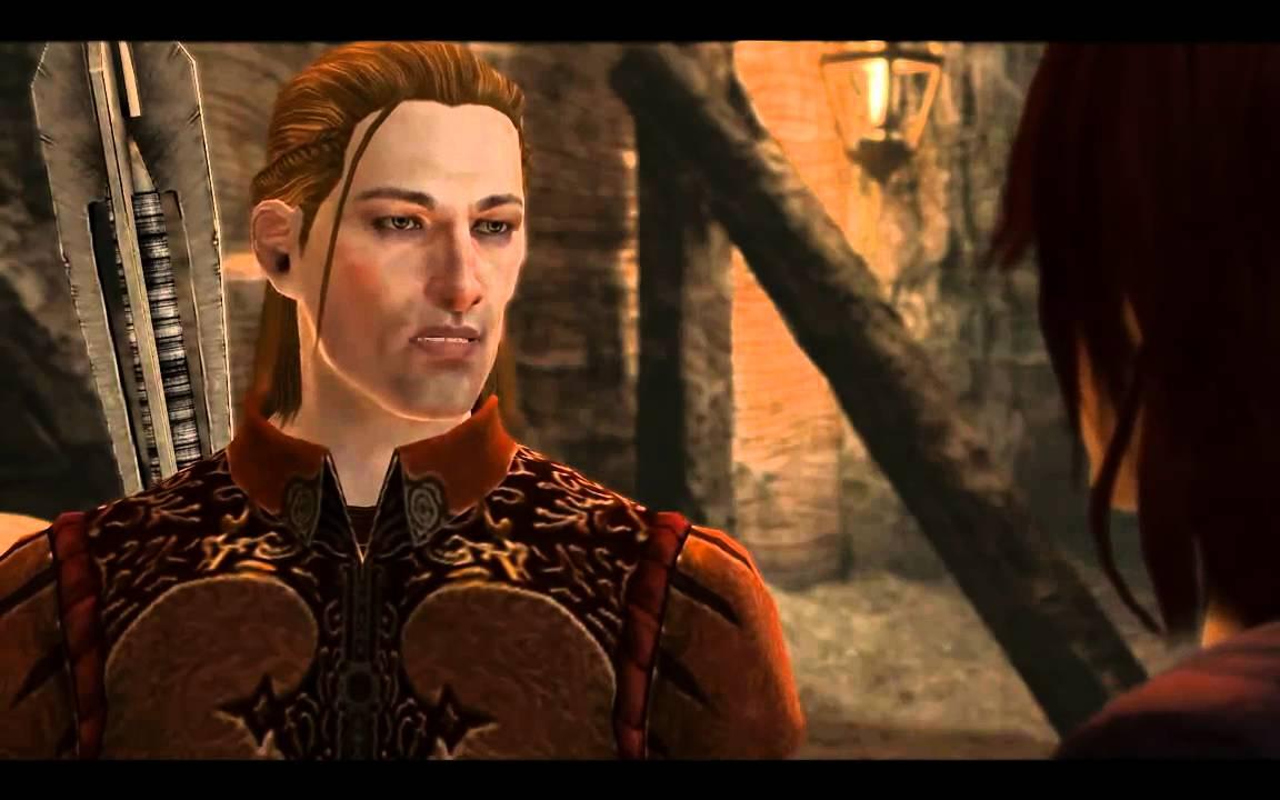 Varric Dragon Age Origins Dragon Age 2 Varric vs