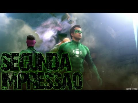 Green Lantern - Xbox 360