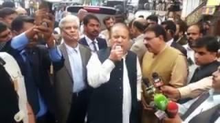 Nawaz Sharif Making Fun of Murree People