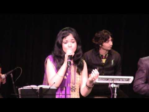 Ormond Beach Baalvihar Fundraiser concert - Jo Wada Kiya Woh...