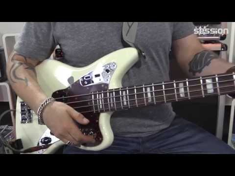 Fender American Standard Jaguar Bass Owt video