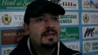 Luciano Martino dopo Venosa - Venafro