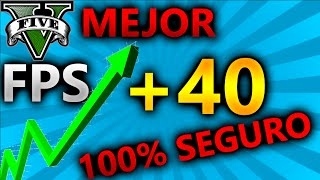 GTA 5 COMO CONSEGUIR  MEJORAR FPS DE 15 A 50 FPS MAS GTA V