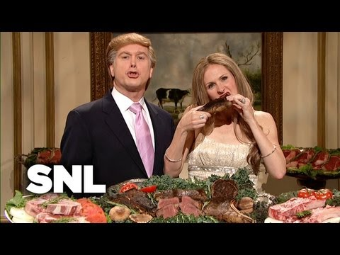 Trump Steaks Trump Steaks Saturday Night