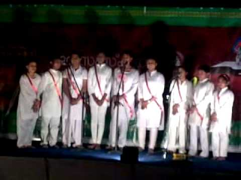 Malayalam Group Song By Aiswarya S Kumar & Party video