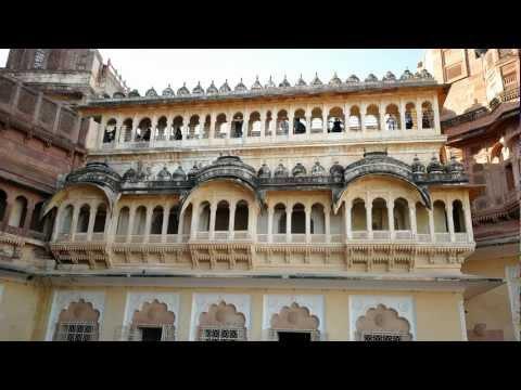 Rajasthan Rundreise 2011 Teil1 video