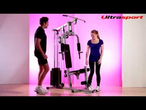 Ultrasport Multistation Kraftturm