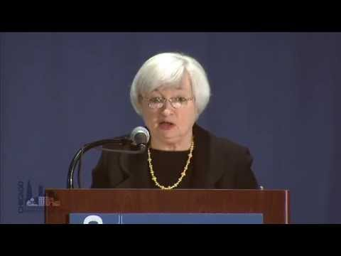 Janet Yellen - Keynote Address