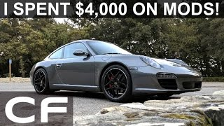 How I spent $4,000 on Mods - Porsche 911