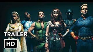 The Boys (Amazon) Trailer #2 HD - Superhero series