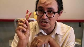 Halal Guys Hot Sauce Challenge
