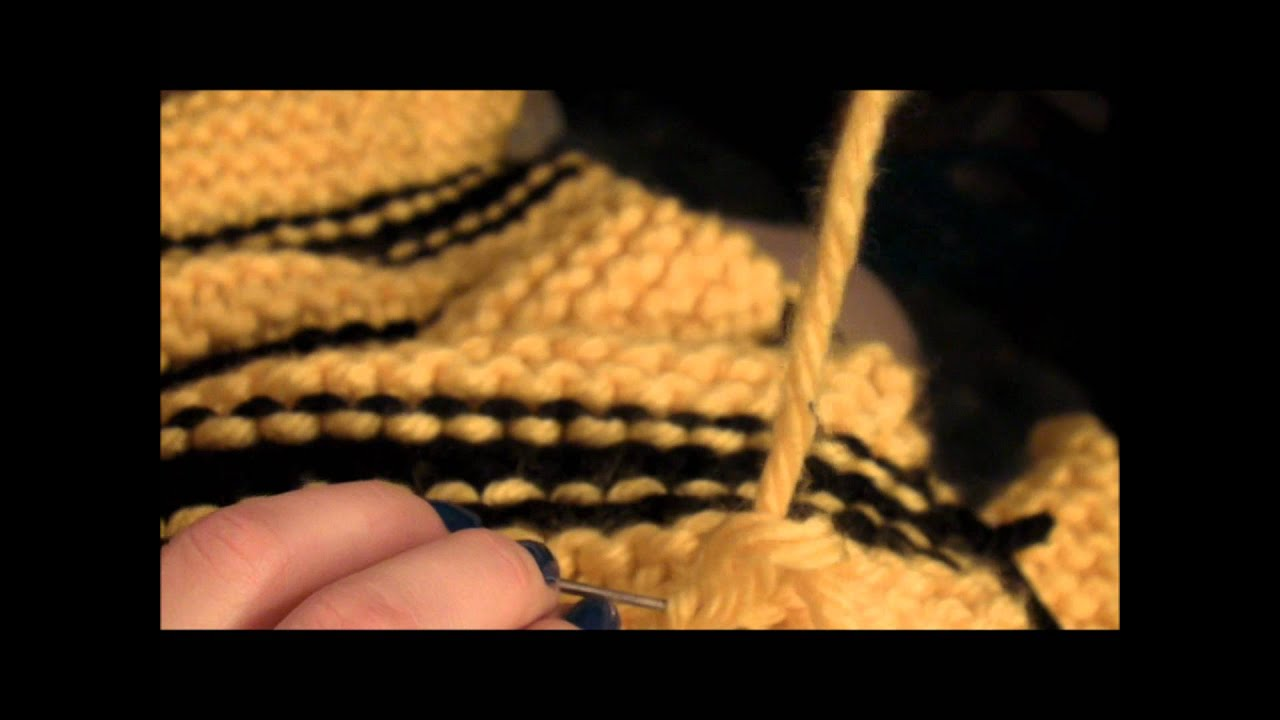 Knitting Casting Off Loosely : Knitting basics casting on and off garter stitch sewing
