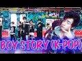 BOY STORY 4th Single Handz Up M V Реакция K POP Реакция на BOY STORY 4th Single Handz Up mp3