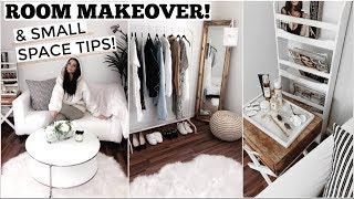 ROOM MAKEOVER! | Aesthetic Tips & Room Tour!