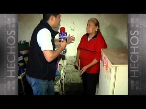Desbordamientos de ríos inundaron casas en Guanajuato