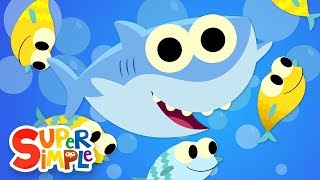 Ocean Parade | Sing Along with Baby Shark | Songs for Children