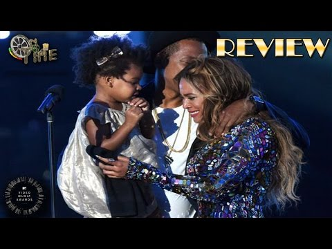 Beyonce emotional Performance with Blue Ivy & Jay Z MTV VMA 2014 - Video Music Awards [REVIEW]