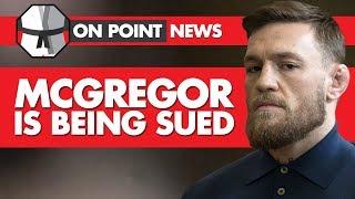 McGregor Is Being Sued, Werdum Suspended For 2 Years, Woodley's Backlash