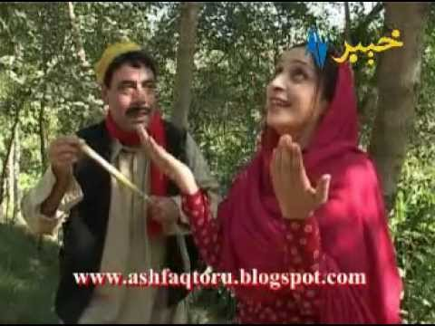 Pashto Comedy Drama sudham Ta Shen De Sheno And Sajjad {part 25) video