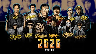CYPHER 2G2G - GFAMILY ARTISTS
