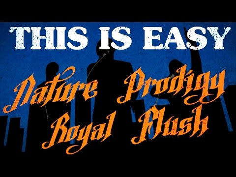 Nature Ft. Royal Flush & Prodigy This Is Easy (Lyric Video) music videos 2016 hip hop
