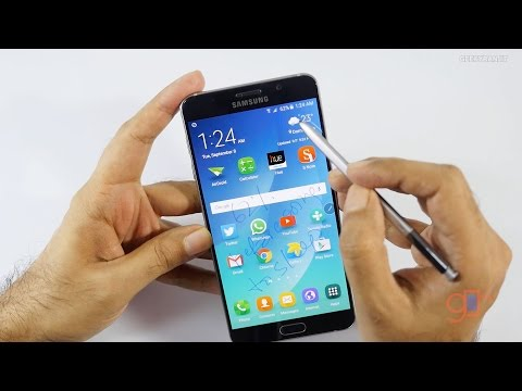 Fix Samsung Galaxy Note 5 Battery Life & High idle drain
