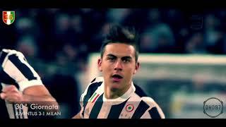 Juventus campione d'Italia 2018 : Tutti i gol della cavalcata [REUPLOAD]