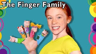 The Finger Family and More   BABY FINGER SONG   Baby Songs from Mother Goose Club!