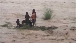 Army Footage: Gujjar Family Rescue in Jammu Floods