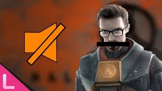 Gordon Freeman's Silence Speaks Volumes.