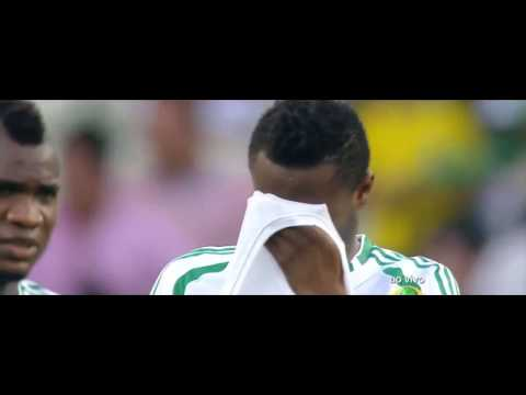John Obi Mikel vs Spain - Run My Race