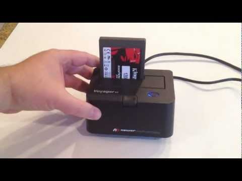 NewerTech Voyager S3 Easiest Way To Access Data From ANY 2.5