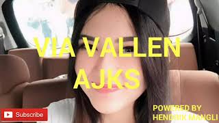 VIA VALLEN - AJKS(Official Audio)