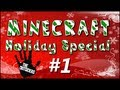 Lagu Minecraft Holiday Special E01 w The Outsiders!