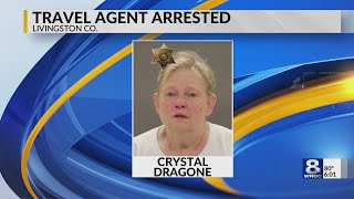 Livingston County Travel Agent Arrested
